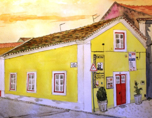 Casa Amarela 4