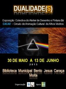 CURSO DE PINTURA -  Exposição MOITA 2015