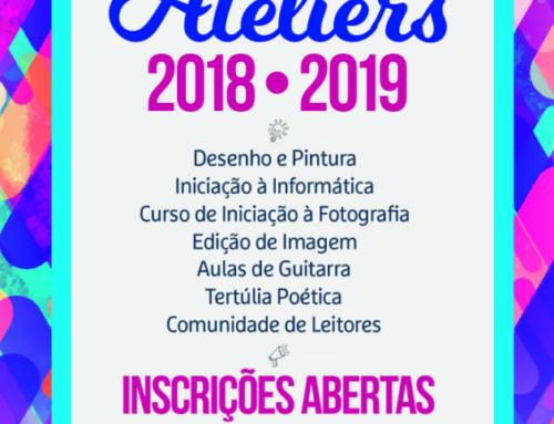 Atelieres CACAV (Ano lectivo 2018-2019)