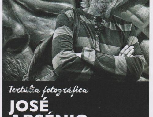 Tertúlia Fotográfica na CACAV, com José Arsénio