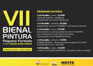 Bienal de Pintura. Programa cultural
