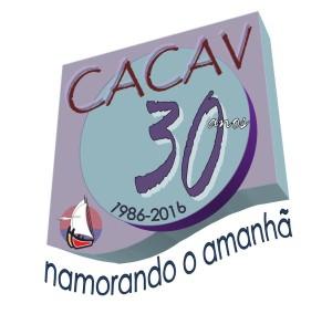 Logostipo dos 30 anos da CACAV 2016