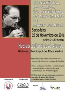 conferencia-mario-dionisio-cartaz