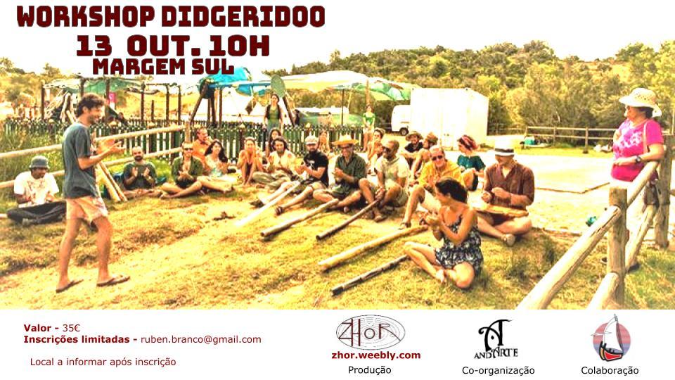 Workshop Didgeridoo