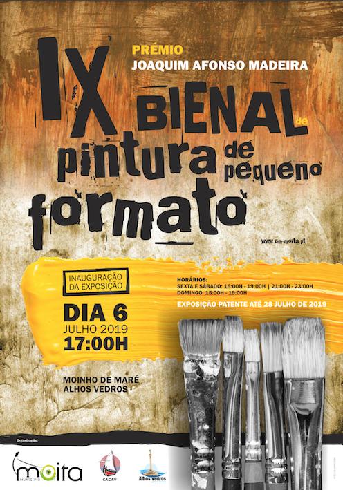 IX Bienal de Pintura de pequeno formato